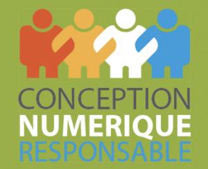 Logo Conception Numérique responsable